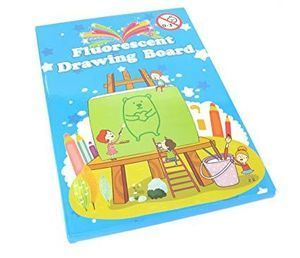 FLUORESCENT DRAWING BOARD PINTAFLUO A4 PETITA