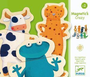 PUZZLE ANIMALS BOJOS MAGNETIC