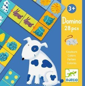 DOMINO CAIXA GRAN ANIMALS COLORS