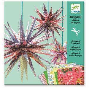 KIRIGAMI BOLES DE PAPER