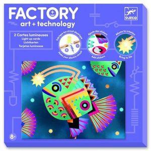 FACTORY ART + TECHNOLOGY: ABISMOS