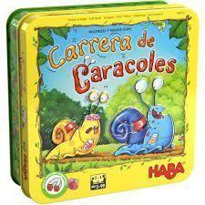 CARRERA DE CARACOLES