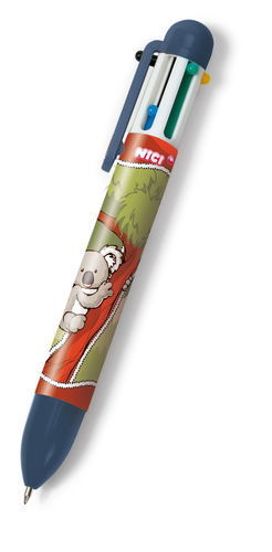 BOLI NICI MULTICOLOR WILD FRIENDS