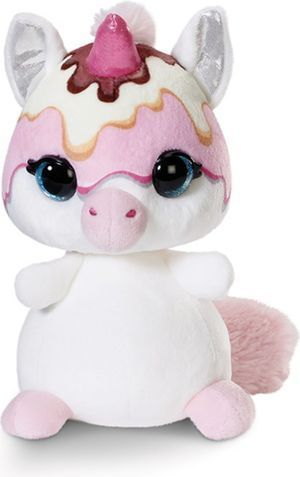 NICIDOOS UNICORN ICE CREAM 16 CM