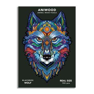ANIWOOD PUZZLE LLOP 150 PECES (M)