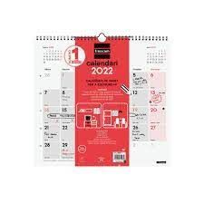 2022 CALENDARI FINOCAM L CAT