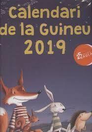 CALENDARI DE LA GUINEU 2019