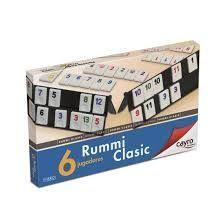 RUMMI CLASIC CAYRO (6 JUGADORS)