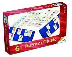 RUMMI CLASSIC 6 JUGADORS