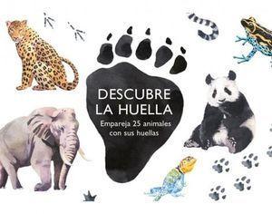 MEMORY: DESCUBRE LA HUELLA