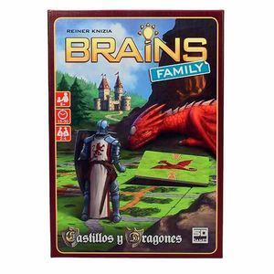 BRAINS: CASTILLOS Y DRAGONES FAMILY