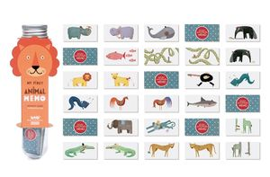 MICRO GAMES - ANIMAL MEMO