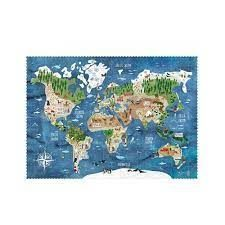 PUZZLE DISCOVER THE WORLD 200P