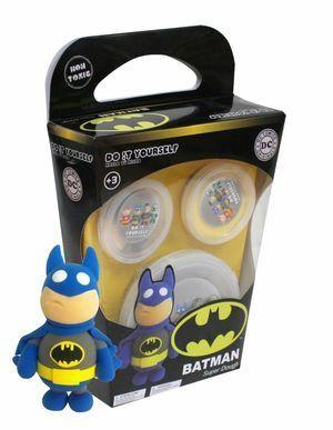 BATMAN SUPER DOUGH DO IT YOURSELF
