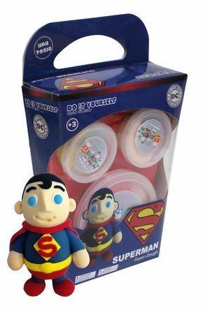 SUPERMAN SUPER DOUGH DO IT YOURSELF