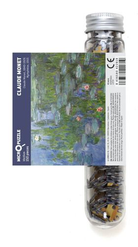 MICRO PUZZLE NYMPHEAS (MONET)