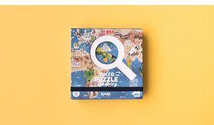 MICRO PUZZLE THE WORLD - 600 P