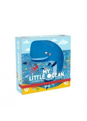 POCKET PUZZLE MY LITTLE OCEAN