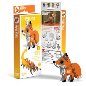EUGY 072 RED FOX (GUINEU)