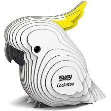 EUGY COCKATOO (CACATÚA)