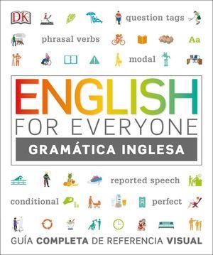 ENGLISH FOR EVERYONE - GRAMÁTICA INGLESA