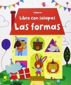 LIBRO CON SOLAPAS: LAS FORMAS