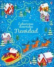 LABERINTOS DIVERTIDOS NAVIDAD
