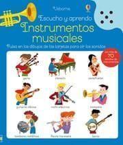 ESCUCHO Y APRENDO: INSTRUMENTOS MUSICALES