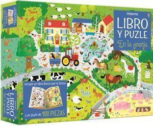 LIBRO PUZLE EN LA GRANJA