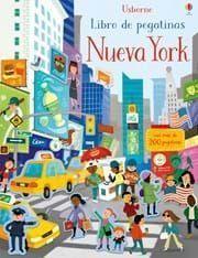 LIBRO DE PEGATINAS: NUEVA YORK