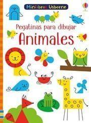 PEGATINAS PARA DIBUJAR ANIMALES