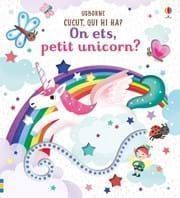 CUCUT, QUI HI HA?: ON ETS PETIT UNICORN