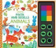 PINTA AMB SEGELLS: ANIMALS