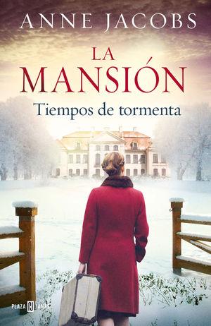 LA VILLA DE LAS TELAS 2: LA MANSIÓN. TIEMPOS DE TORMENTA