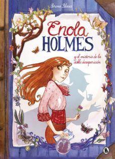 ENOLA HOLMES CÓMIC 1: Y EL MISTERIO DE LA DOBLE DESAPARICIÓN