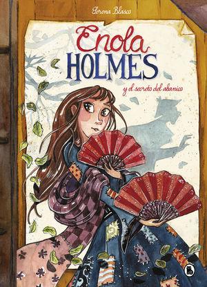 ENOLA HOLMES 4: Y EL SECRETO DEL ABANICO