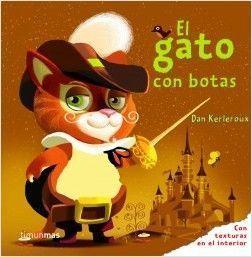 CLASICOS CON TEXTURAS: EL GATO CON BOTAS