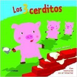 CLASICOS CON TEXTURAS: LOS TRES CERDITOS