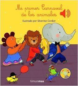 ESCUCHA: MI PRIMER CARNAVAL DE LOS ANIMALES.