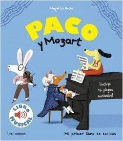 LIBRO MUSICAL: PACO Y MOZART