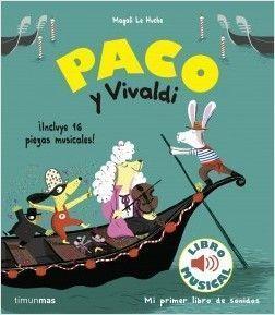 LIBRO MUSICAL: PACO Y VIVALDI