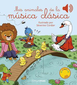 ESCUCHA: MIS ANIMALES DE LA MÚSICA CLÁSICA