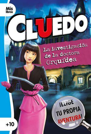 CLUEDO: LA INVESTIGACIÓN DE LA DOCTORA ORQUÍDEA