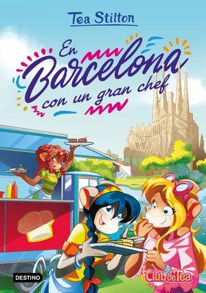 TEA GRAN 40: EN BARCELONA CON UN GRAN CHEF