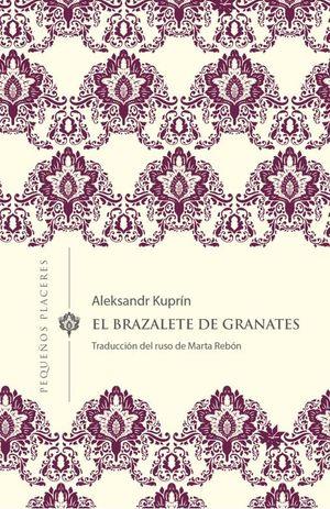 EL BRAZALETE DE GRANATES