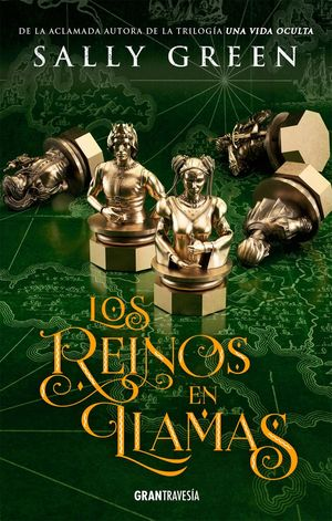 LOS LADRONES DE HUMO 3: LOS REINOS EN LLAMAS