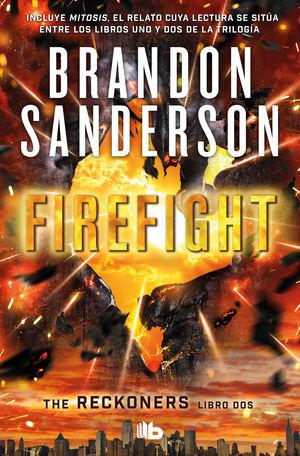 TRILOGÍA DE LOS RECKONERS 2: FIREFIGHT