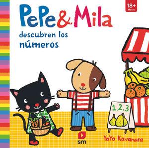 PEPE & MILA: DESCUBREN LOS NÚMEROS
