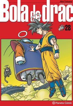 BOLA DE DRAC DEFINITIVA Nº 28/34