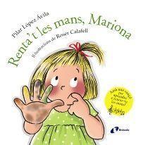RENTA'T LES MANS, MARIONA!